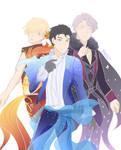 -The Princes of Ice [Night Ver.]-