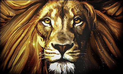 Lion Smudge