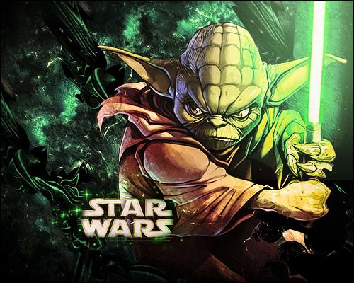 Yoda by Gooberfx