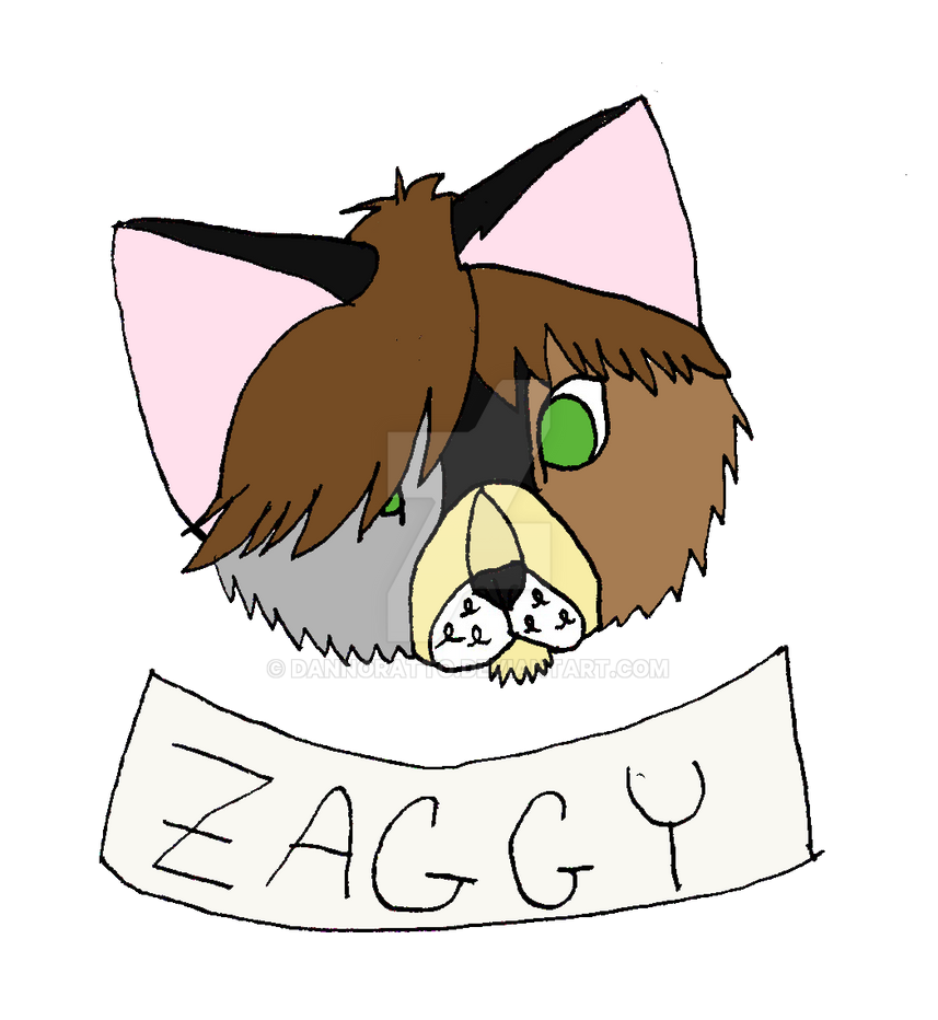 Zaggy~ For TinyPanda2208 by DannoRatto