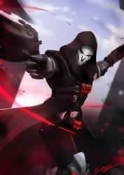 Reaper by ErosPanda