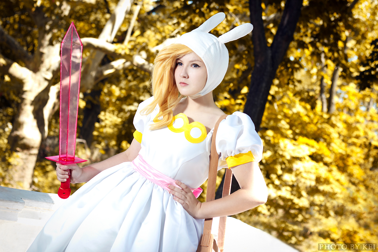 fionna adventure time cosplay - photo #16