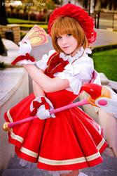 Sakura Kinomoto  - Cardcaptor Sakura Cosplay by Kyoosh