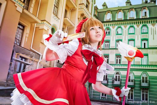 Sakura Kinomoto  - Cardcaptor Sakura Cosplay