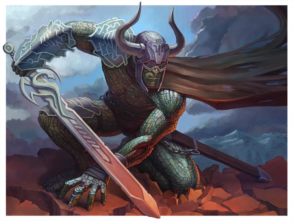 Tisarius by godcreated00