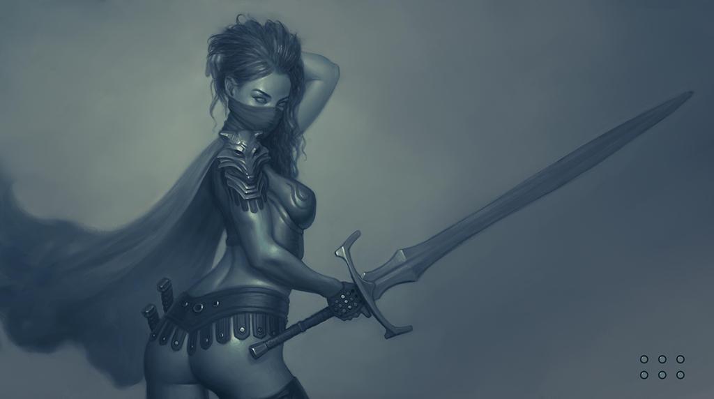 Fantasy girl by godcreated00