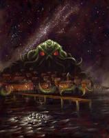 Call of Lovecraft by billytackett