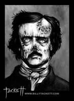 Cadaver Allen Poe by billytackett