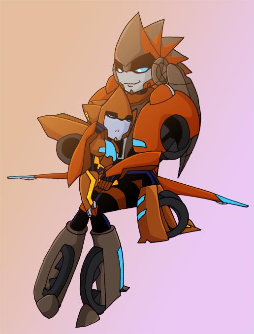 TFA: Little brother by LyricaBelachium