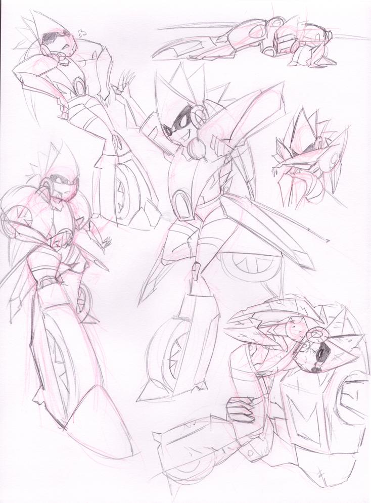 Ashbringer sketches by LyricaBelachium