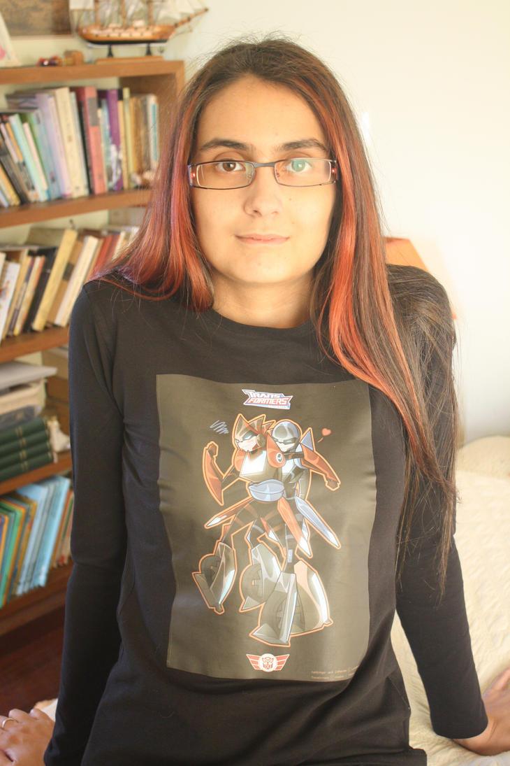 T shirt sort of...1 by LyricaBelachium