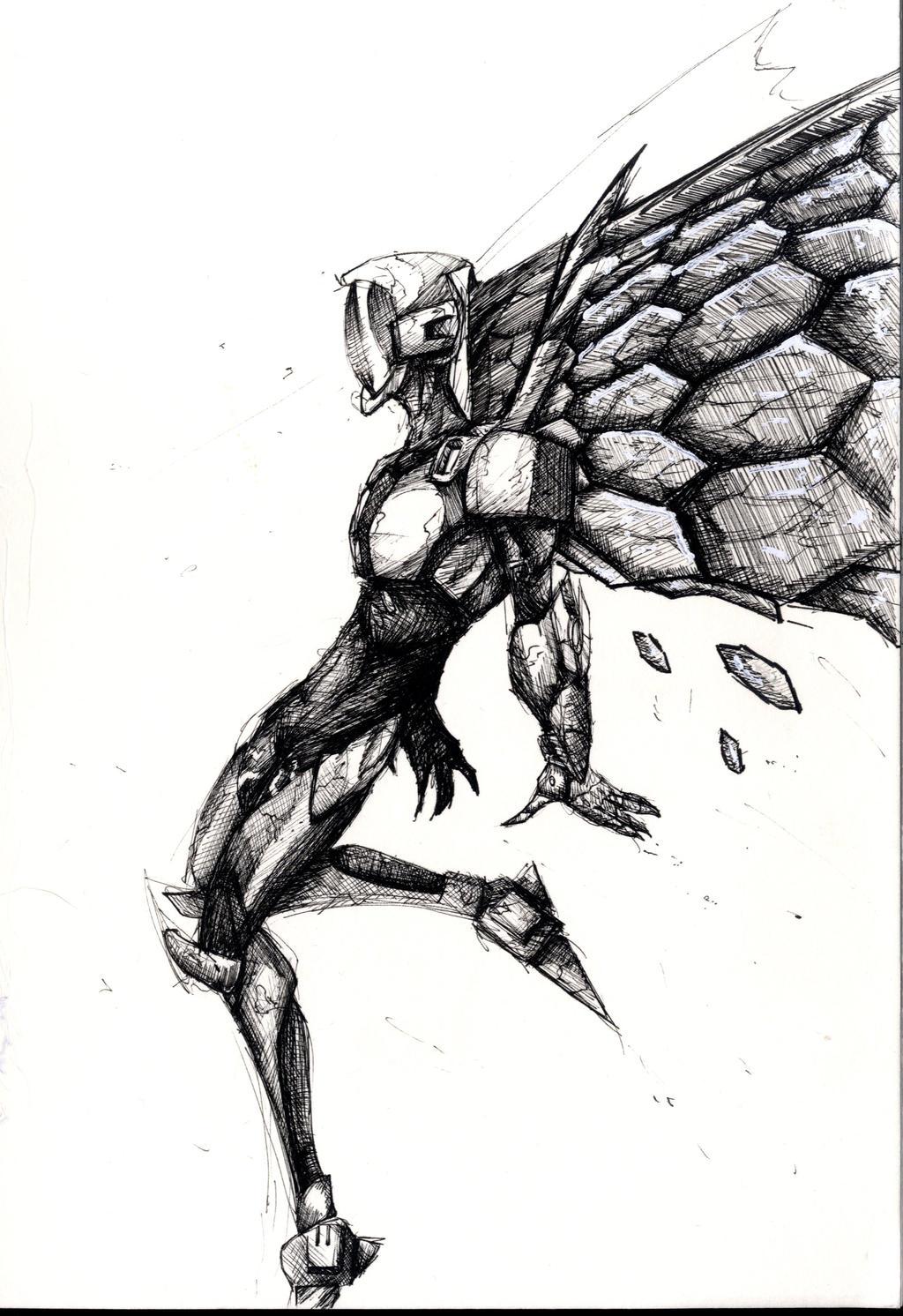Accel World Silver Crow By LyricaBelachium
