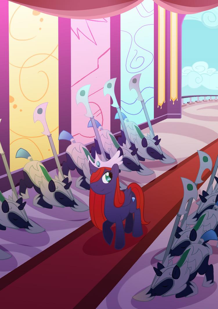Princess of Adventure by LyricaBelachium