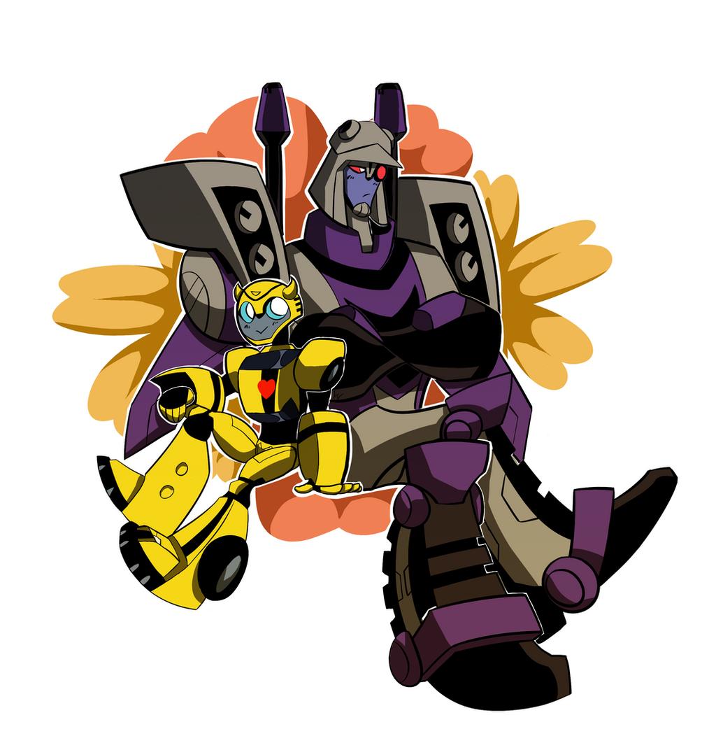 Blitz bee by LyricaBelachium