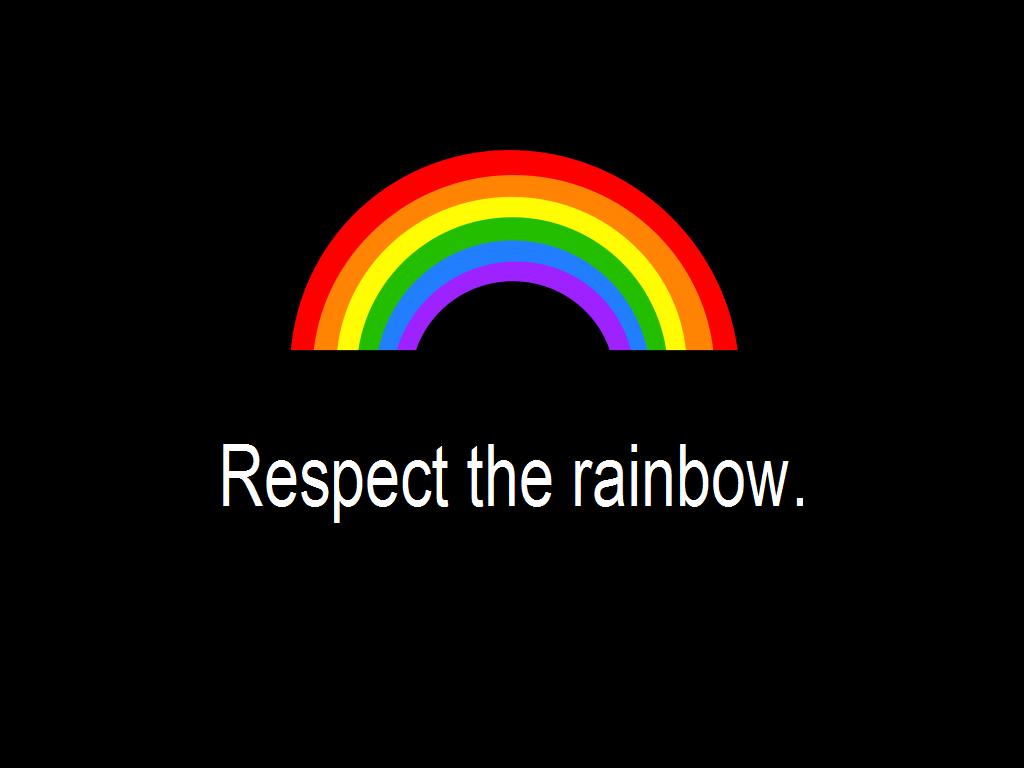 GAY RESPECT