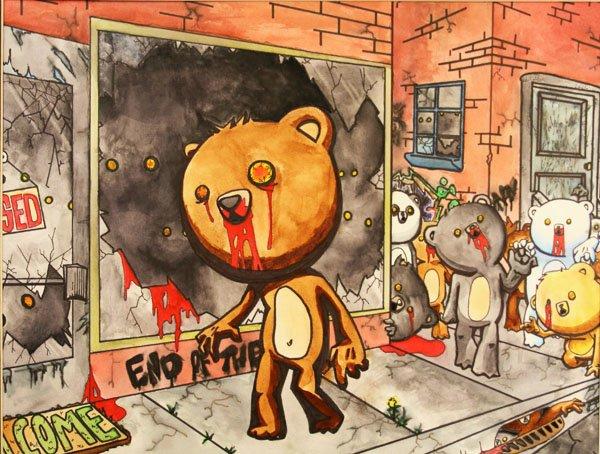 Undead Bears by Havokfist
