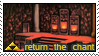 Return the Chant Stamp by Gokulover4ever