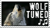 Wolf Tuned Stamp by Gokulover4ever