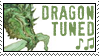 Dragon Tuned Stamp by Gokulover4ever