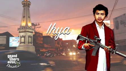 Ihya de Santa by ihyabond009