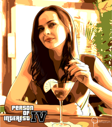 Person of Interest: IV, Sam Groves a.k.a Root by ihyabond009