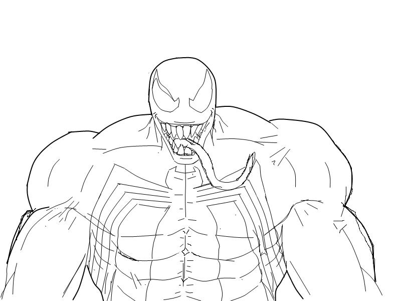 intoxic venom by chrislight-marvel on DeviantArt