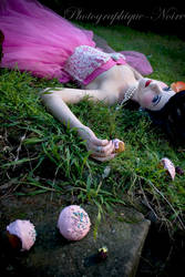 Beautiful Dead Girls Xlll by Photographique-Noir