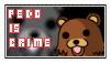 Anti-pedos Stamp by EnneGin