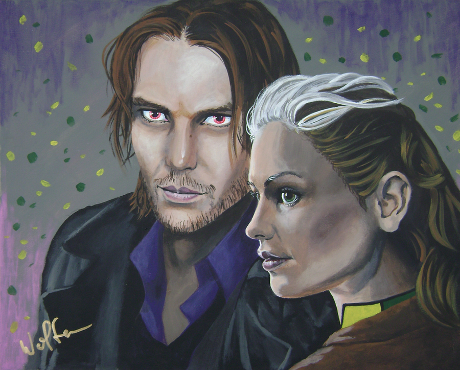 gambit and rogue movie - photo #15