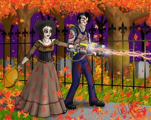 GB: Ed+Ky Sweeney Todd Samhain