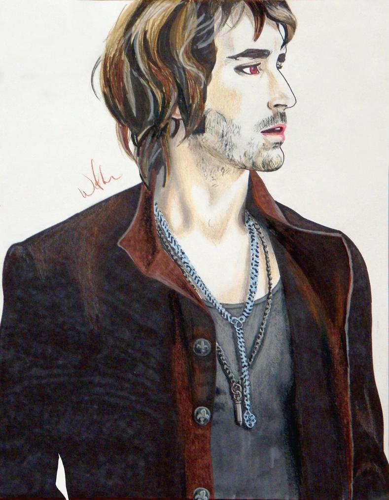 Twilight: Garrett the Nomad by WolfenM