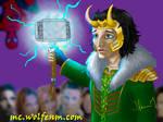 Loki: Worthy at Last