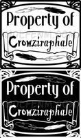 Property of Crowziraphale