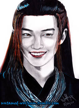 The Untamed: Wei Wuxian's Smile