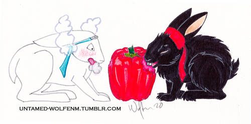 Wangxian Bunnies: The Pepper