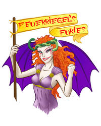 Feuerriegel's Furies