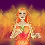 HP-Ginny: Phoenix Animagus
