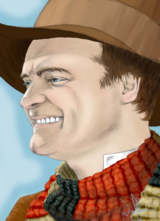 Rodney McKay as The Doctor