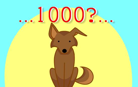 ...1000 by DragonAlchemist63