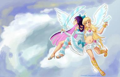 Heaven Sent by LunaMiel