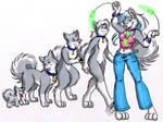 Evolution of a Furry