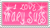 Mary Sue Love Stamp by MandySeley