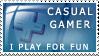 Casual Gamer by MandySeley