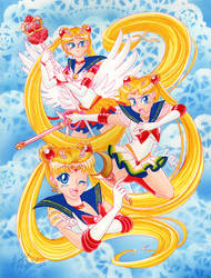 Sailor Triple Moon