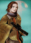 Rogue One: Jyn Erso