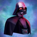 D for Darth Vader