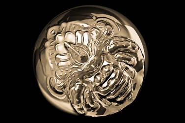 Gold Emblem by MikeHuntSwe