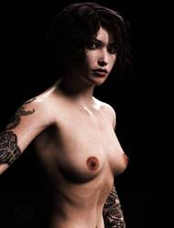 Tattooed V4 by MikeHuntSwe