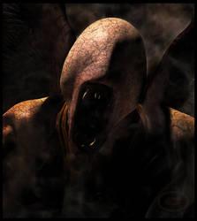 Blind Demon by MikeHuntSwe