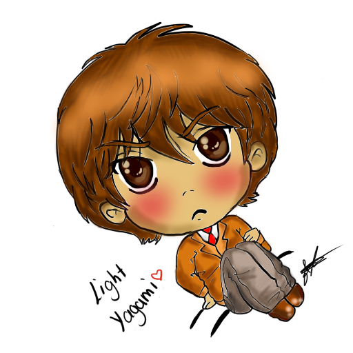Light Yagami Chibi! by Zapitoow on DeviantArt